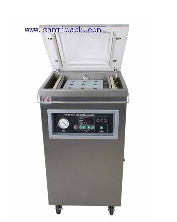 Single room vacuum sealing machine