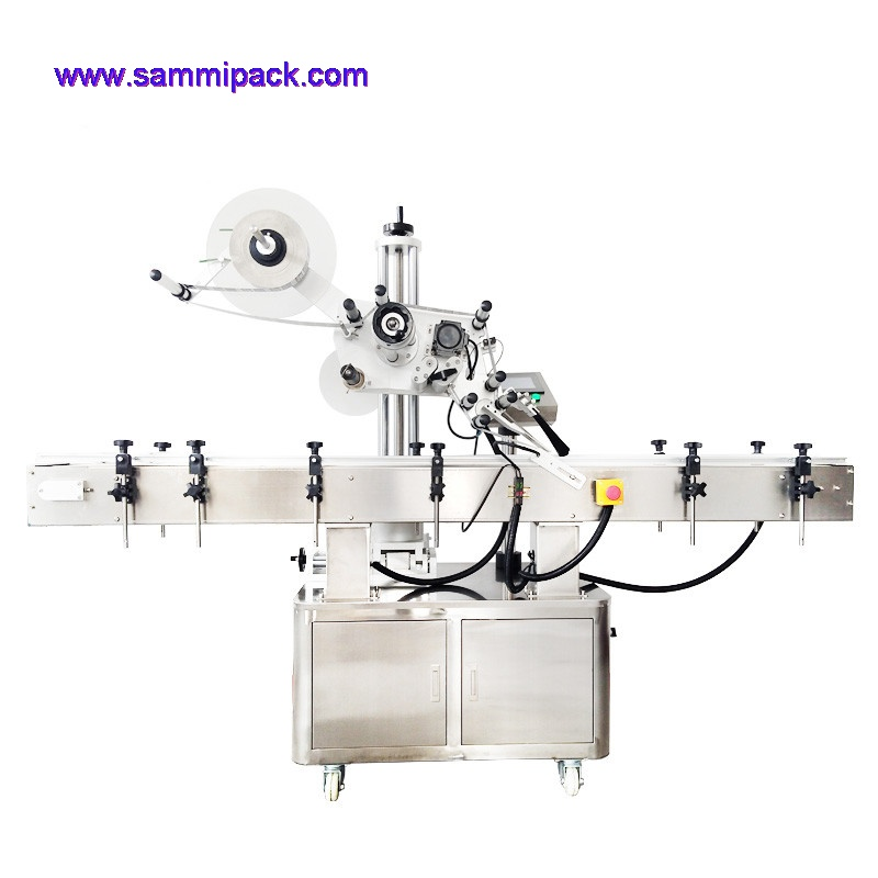 Automatic Round Bottle Positioning Labeling Machines