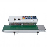 Solid ink band sealer with digital counter