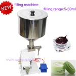 Manual cream filling machine