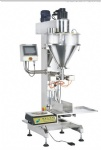 Semi-automatic powder filling machine