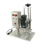 Desktop electric capping machine