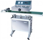 Automatic transistor air-cooling induction sealing machine