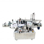 high quality Automatic Double Side Flat surface bottle labeling machine