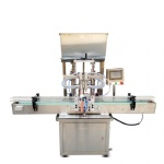 Low cost 2 Heads Automatic Cream Paste Filling Machine