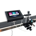 Newest Static Automatic inkjet printer